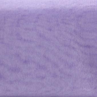 Organza-Dekostoff Lila 200x150cm