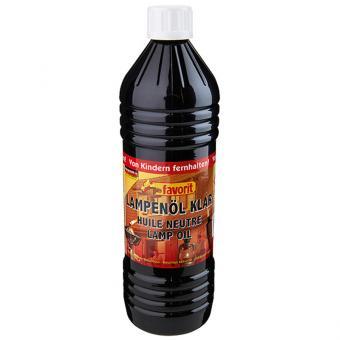 Öl / Lampenöl klar 1l