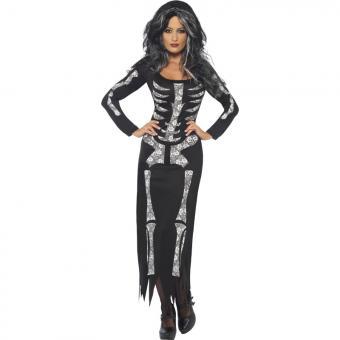 Kostüm Skeleton Lady M