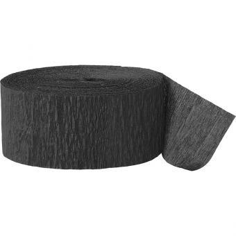 Kreppband Schwarz 25m Schandbaum