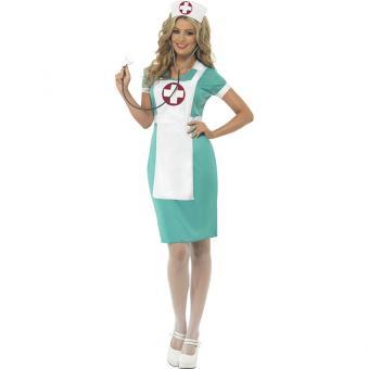 Kostüm OP-Krankenschwester L