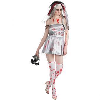 Kostüm Bloody Bride (40/42)