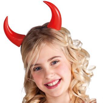 Teufelshörner Rot