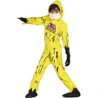 Kinder-Kostüm Nuklear-Zombie