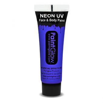 UV-/Neon-Bodypaint Blau