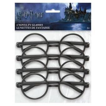 Brille Harry Potter 4 Stück