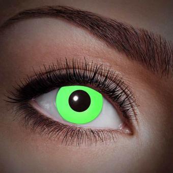Kontaktlinsen UV Mystic Grün