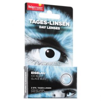 Kontaktlinsen Eisblau