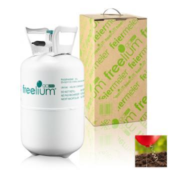 freelium® go 250 Helium Ballongas Starterkit Öko