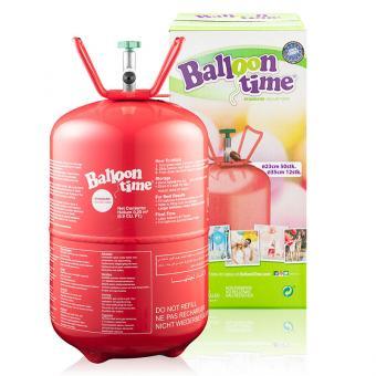 Helium Flasche Balloon Time 30 kompakt