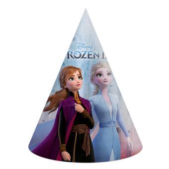 Partyhüte Frozen 2 6 Stück