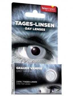 Kontaktlinsen Grauer Vampir (Wochenlinsen)