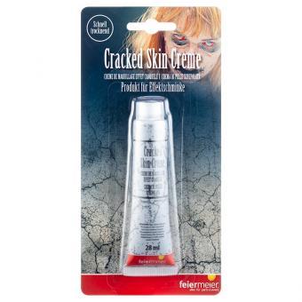 MakeUp Cracked Skin Grau 28ml Tube